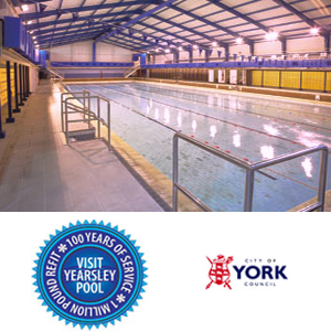 Leisure Centre And Swimming Pool Lighting Contractors North Yorkshire